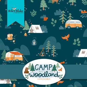 Camp Woodland Maio 2021