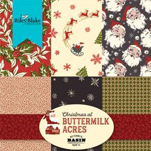 Christmas at Buttermilk Acres Setembro 2021