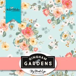 Gingham Gardens Maio 2021