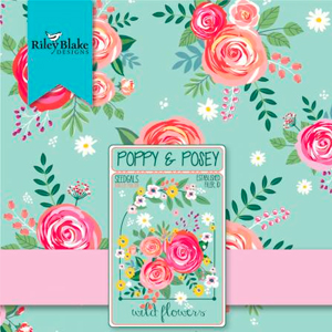 Poppy and Posey Junho 2021