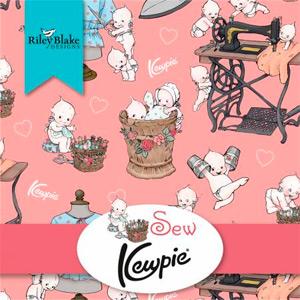Sew Kewpie Costura Junho