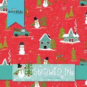 Snowed In Natal Julho 2021